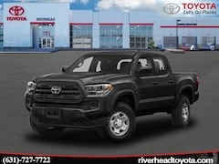New 2019 Toyota Tacoma SR5 V6 Truck Double Cab 3TMCZ5AN8KM280793 for sale in Riverhead, NY