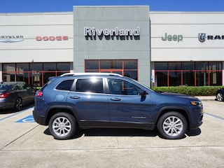 New 2019 Jeep Cherokee LATITUDE FWD Sport Utility in Laplace, LA