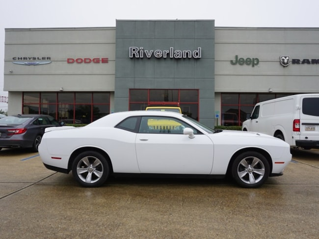 Used 2018 Dodge Challenger SXT Coupe For Sale LaPlace, LA