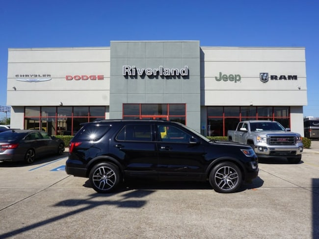 Used 2016 Ford Explorer Sport SUV For Sale LaPlace, LA