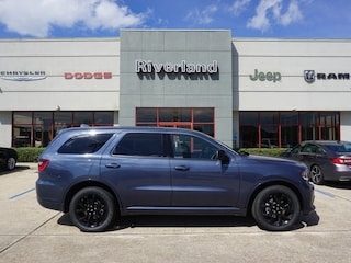 New 2019 Dodge Durango SXT PLUS RWD Sport Utility 1C4RDHAG2KC753682 in Laplace, LA