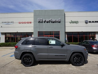 New 2019 Jeep Grand Cherokee ALTITUDE 4X2 Sport Utility 1C4RJEAG3KC763550 in Laplace, LA