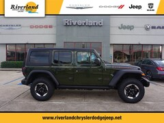 2020 Jeep Wrangler UNLIMITED RUBICON 4X4 Sport Utility For Sale in LaPlace