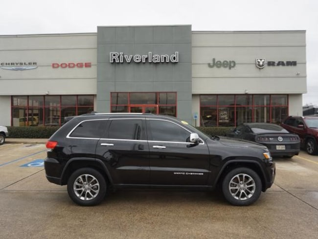 Used 2015 Jeep Grand Cherokee Limited 4x4 SUV For Sale LaPlace, LA