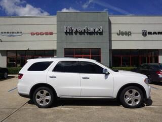 Used 2015 Dodge Durango SXT SUV 1C4RDHAG9FC145521 for Sale in Laplace, LA