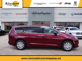New 2020 Chrysler Voyager L Passenger Van in Laplace, LA