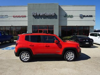 New 2018 Jeep Renegade LATITUDE FWD Sport Utility in Laplace, LA