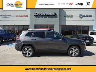 New 2019 Jeep Cherokee LIMITED FWD Sport Utility in Laplace, LA