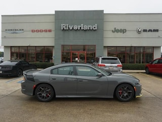 New 2019 Dodge Charger R/T RWD Sedan 2C3CDXCT9KH540952 in Laplace, LA