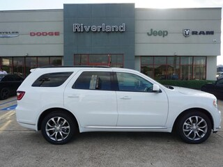 New 2018 Dodge Durango SXT PLUS RWD Sport Utility 1C4RDHAG1JC362148 in Laplace, LA