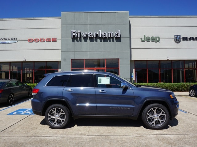 New 2019 Jeep Grand Cherokee LIMITED 4X2 Sport Utility For Sale in Laplace, LA