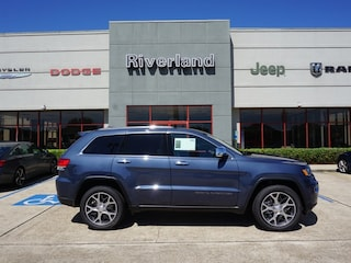 New 2019 Jeep Grand Cherokee LIMITED 4X2 Sport Utility 1C4RJEBG7KC768006 in Laplace, LA