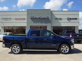 New 2019 Ram 1500 BIG HORN / LONE STAR CREW CAB 4X2 5'7 BOX Crew Cab 1C6RREFT4KN639832 in Laplace, LA