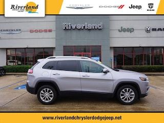 Used 2019 Jeep Cherokee Latitude FWD SUV for Sale in Laplace, LA