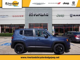 New 2020 Jeep Renegade ALTITUDE FWD Sport Utility in Laplace, LA