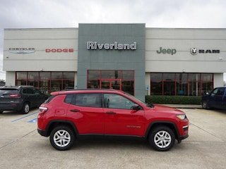 New 2018 Jeep Compass SPORT FWD Sport Utility in Laplace, LA