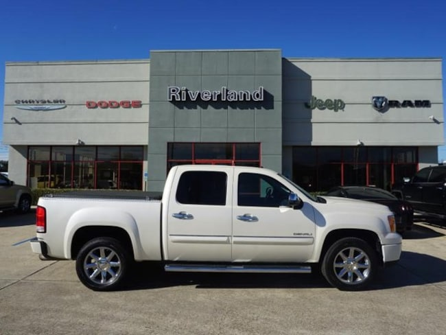 Used 2013 GMC Sierra 1500 Denali AWD Truck Crew Cab For Sale LaPlace, LA