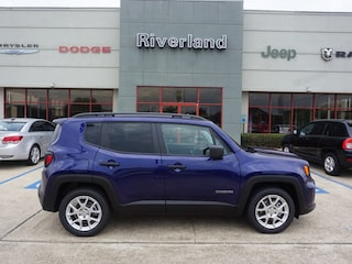 New 2019 Jeep Renegade SPORT FWD Sport Utility in Laplace, LA