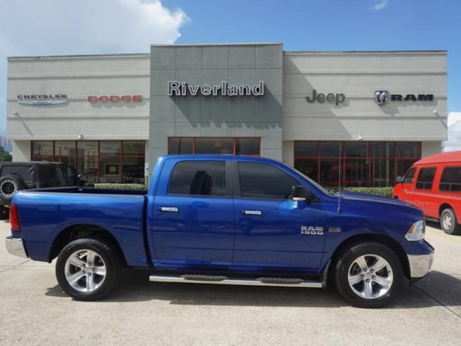 Used 2014 Ram 1500 SLT Truck Crew Cab For Sale LaPlace, LA