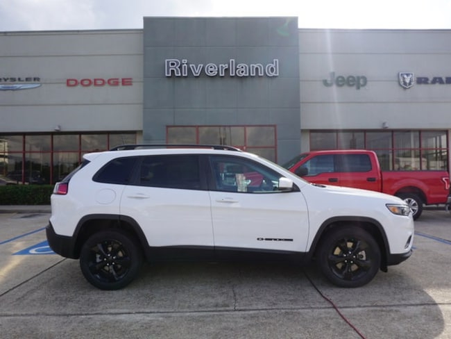 New 2019 Jeep Cherokee ALTITUDE FWD Sport Utility in Laplace, LA