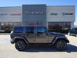 New 2018 Jeep Wrangler Unlimited WRANGLER JK UNLIMITED ALTITUDE 4X4 Sport Utility 1C4BJWEG1JL852713 in Laplace, LA