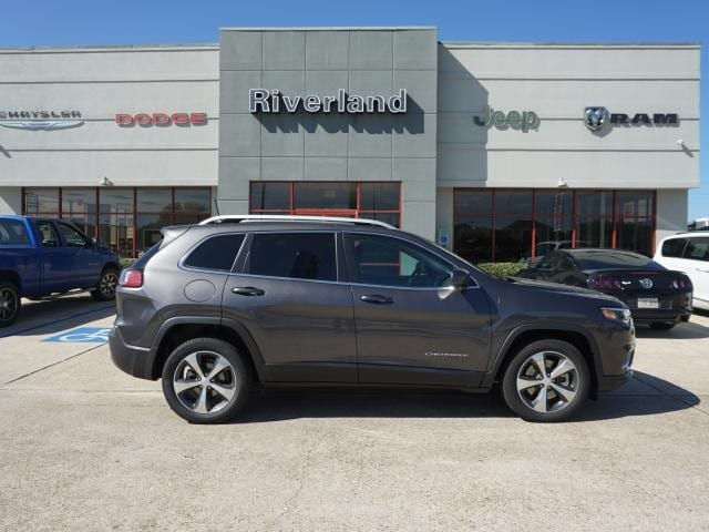 New 2019 Jeep Cherokee LIMITED FWD Sport Utility For Sale in Laplace, LA