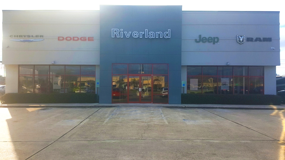 Attractive Riverland Chrysler Dodge Jeep Is The Only Place To Go For RAM, Dodge, Jeep  And Chrysler Drivers Near Laplace LA, Metairie LA, Kenner LA And New Orleans  LA
