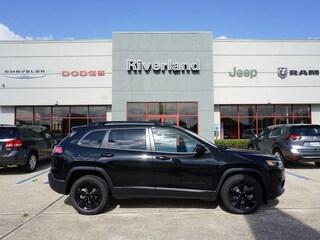 New 2019 Jeep Cherokee ALTITUDE FWD Sport Utility 1C4PJLLB2KD450593 in Laplace, LA