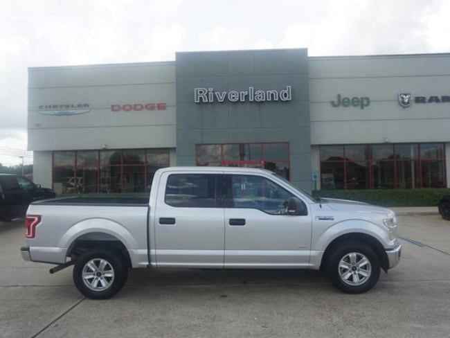 Used 2015 Ford F-150 Truck SuperCrew Cab For Sale LaPlace, LA