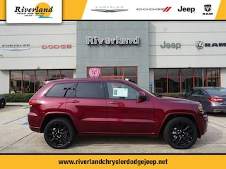 New 2019 Jeep Grand Cherokee ALTITUDE 4X2 Sport Utility in Laplace, LA
