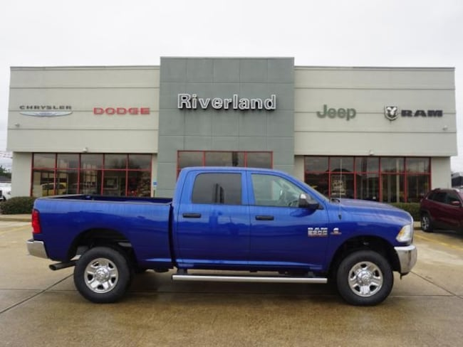 New 2018 Ram 2500 TRADESMAN CREW CAB 4X4 6'4 BOX Crew Cab in Laplace, LA