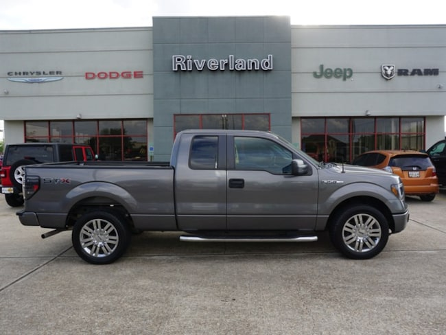 Used 2009 Ford F-150 Truck Super Cab For Sale LaPlace, LA