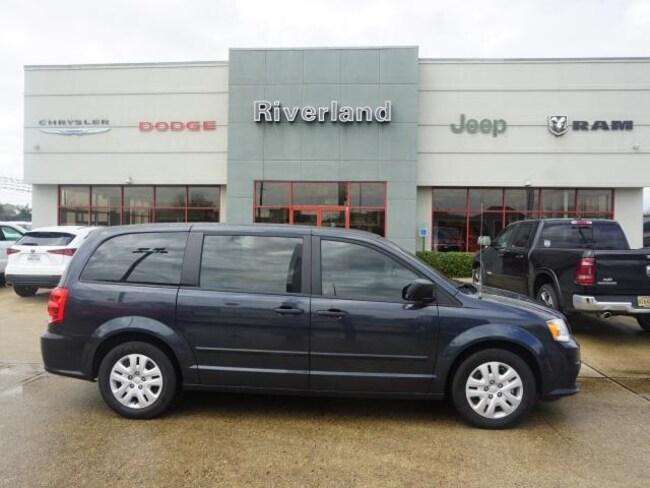 Used 2014 Dodge Grand Caravan SE Van For Sale LaPlace, LA