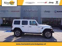 2020 Jeep Wrangler UNLIMITED SAHARA 4X4 Sport Utility For Sale in LaPlace