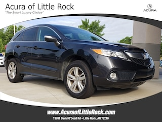 Used 2015 Acura RDX Base w/Technology Package (A6) SUV for sale in Little Rock