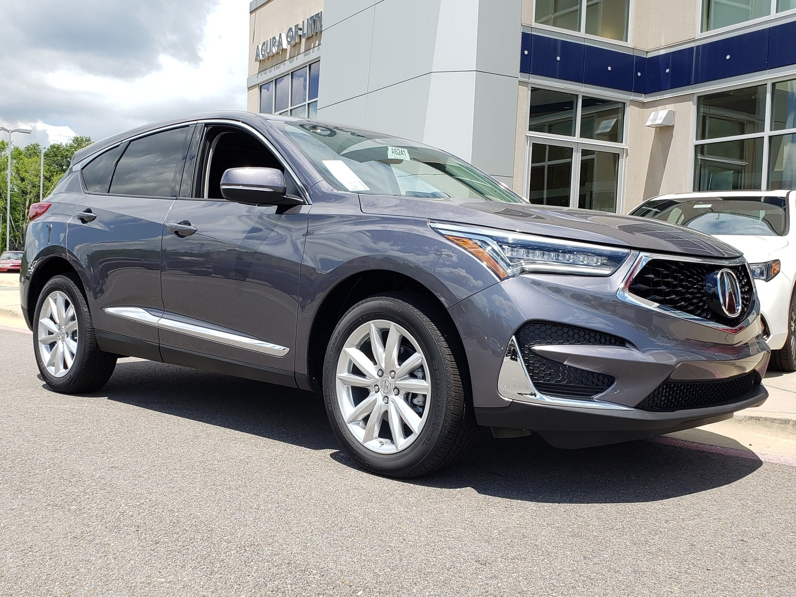 New 2020 Acura RDX SH-AWD SUV for sale near Little Rock AR