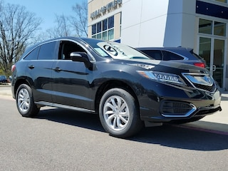 New 2018 Acura RDX FWD W/Acurawatch Plus SUV for sale in Little Rock