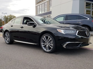 New 2019 Acura TLX 3.5 V-6 9-AT P-AWS with Technology Package Sedan For Sale in Little Rock AR