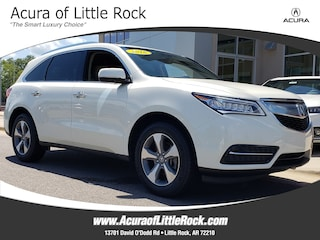 Used 2016 Acura MDX MDX SUV for sale in Little Rock