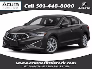 New 2021 Acura ILX Base Car in Little Rock AR
