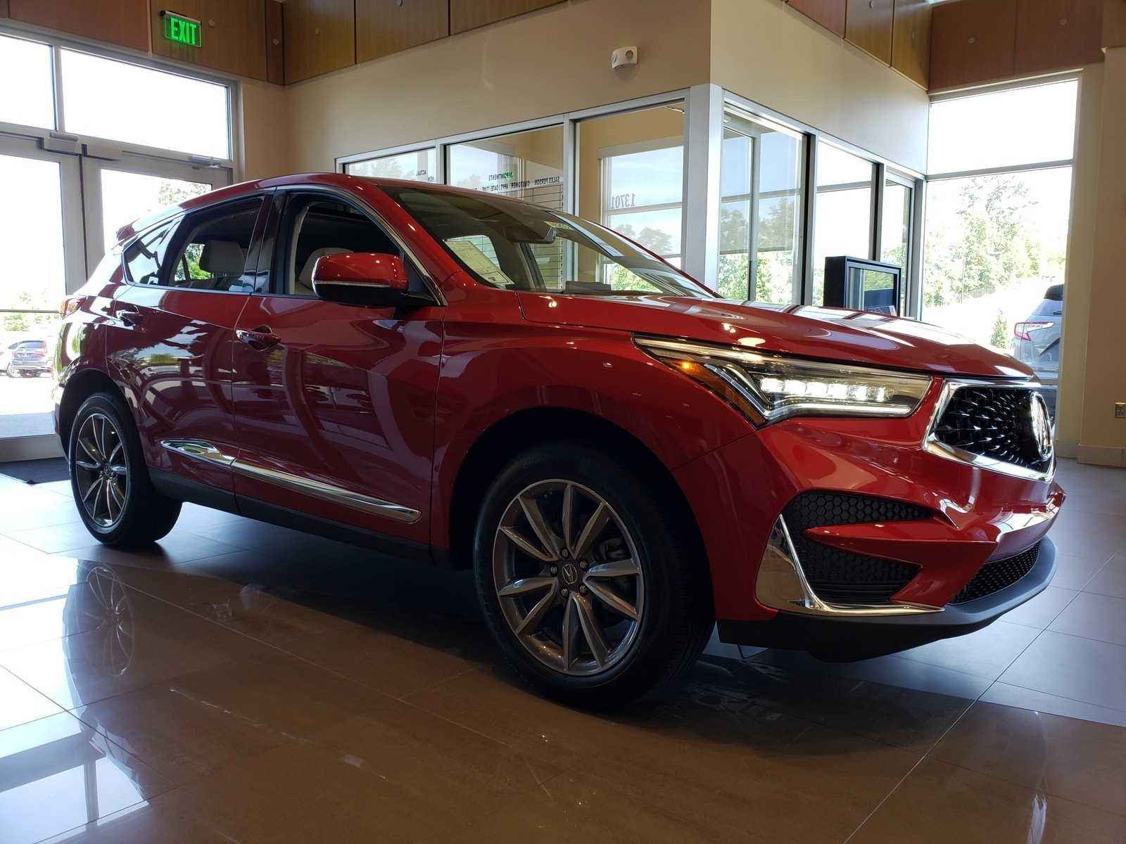 New 2020 Acura RDX with Technology Package SUV for sale near Little Rock AR
