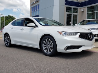 New 2020 Acura TLX with Technology Package Sedan For Sale in Little Rock AR
