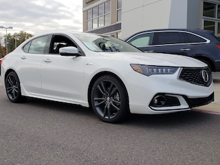 New 2019 Acura TLX 2.4 8-DCT P-AWS with A-SPEC Sedan For Sale in Little Rock AR