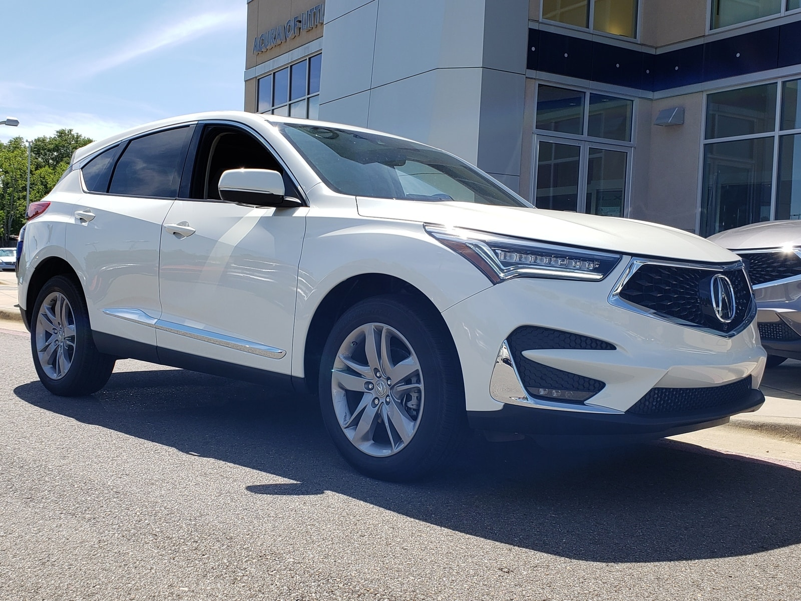 New 2019 Acura RDX SH-AWD with Advance Package SUV for sale near Little Rock AR