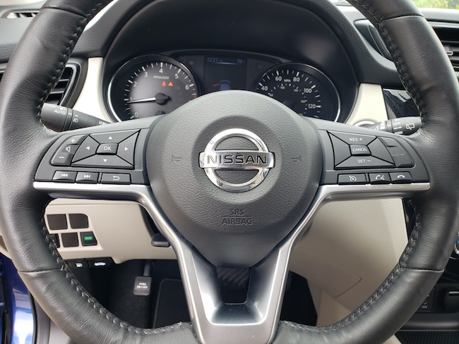 Used 2017 Nissan Rogue Sport For Sale | Little Rock AR