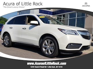Used 2016 Acura MDX MDX SH-AWD with Advance SUV for sale in Little Rock