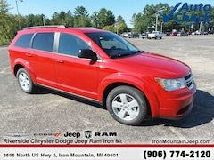 New 2018 Dodge Journey SE Sport Utility 15376 near Escanaba, MI