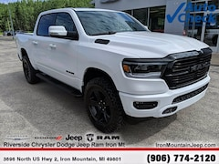 New 2020 Ram 1500 BIG HORN CREW CAB 4X4 5'7 BOX Crew Cab near Escanaba, MI