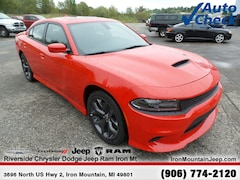 New 2018 Dodge Charger SXT PLUS RWD Sedan 15337 near Escanaba, MI