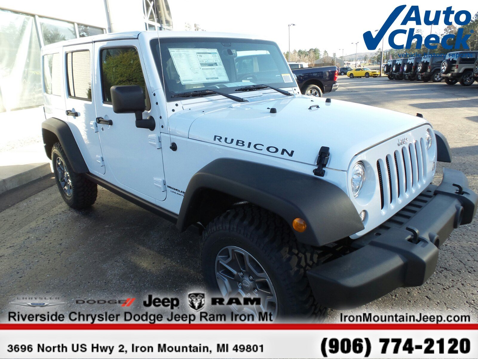 Nice 2018 Jeep Wrangler Unlimited WRANGLER JK UNLIMITED RUBICON 4X4